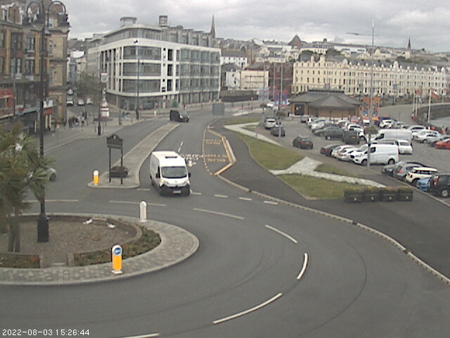 Douglas Promenade Webcam